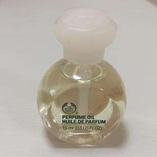 ザボディショップ(THE BODY SHOP)の廃盤 ピンクフルーツポンチ パフュームオイル(香水(女性用))