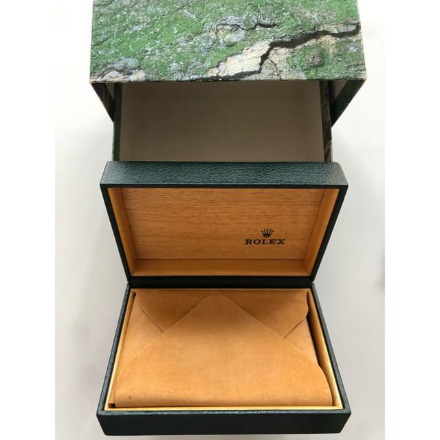 ROLEX(ロレックス)のロレックス 箱  ROLEX  箱 メンズの時計(その他)の商品写真