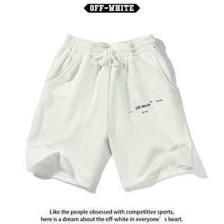 OFF-WHITE - OFF-WHITE ショートパンツ 男女兼用7  KD15-1
