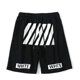 OFF-WHITE - OFF-WHITE ショートパンツ 男女兼用7  KD18-1