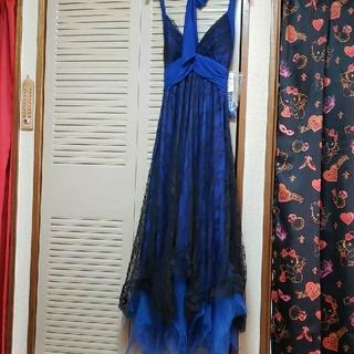 パーティーロングドレス