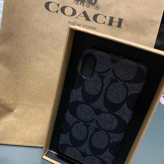 コーチ(COACH)のCOACH iPhoneケース(iPhoneケース)