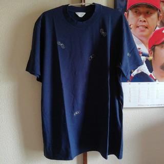 ミナペルホネン(mina perhonen)の⭐ミナペルホネン chouchoTシャツ カットソー つづく展 送料込み❕(Tシャツ(半袖/袖なし))