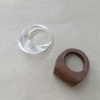 約11号 リング2個セット(リング(指輪))