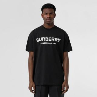 BURBERRY - burberryバーバリー Tシャツ 半袖(022)
