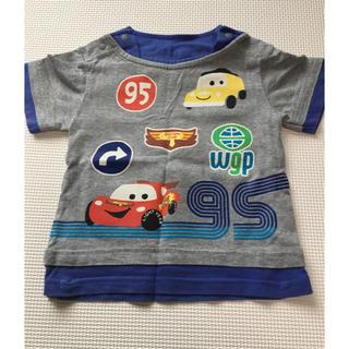 Disney - ディズニー カーズ Tシャツ 半袖 90
