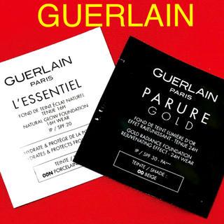 ゲラン(GUERLAIN)のパリュールゴールドフルイド&レソンシエル☆人気 セット♡GUERLAIN ゲラン(ファンデーション)