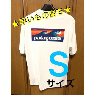 patagonia - patagonia パタゴニア Tシャツ クール S 新品