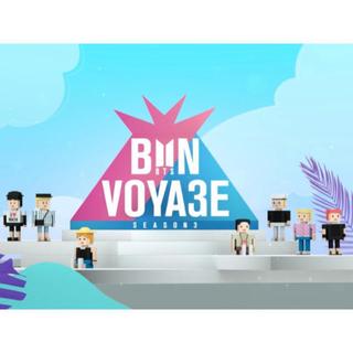ボウダンショウネンダン(防弾少年団(BTS))のBTS🐳BON VOYAGE season3(ドキュメンタリー)
