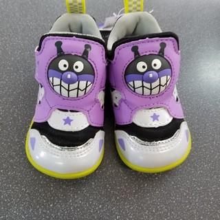 アンパンマン(アンパンマン)のバイキンマンベビー靴(スニーカー)