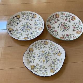 ミントン(MINTON)のミントン 大皿 ホームパーティ 創作料理 花柄 ブランド minton (タオル/バス用品)