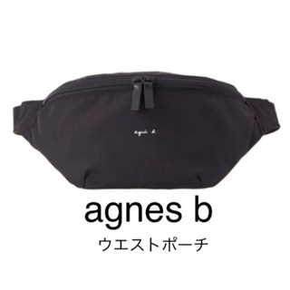 agnes b. - agnes b.(アニエスベー)ウエストバッグ/ボディバッグ。