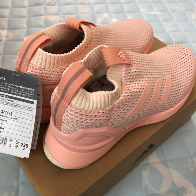 adidas(アディダス)の新品 アディダス adidas スニーカー レディース 軽量 22.5cm レディースの靴/シューズ(スニーカー)の商品写真