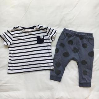 ザラキッズ(ZARA KIDS)のzara  baby2点セット(Tシャツ)