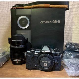 OLYMPUS - 【美品】OM-D E-M5 MarkⅡ 12-40 pro レンズキット