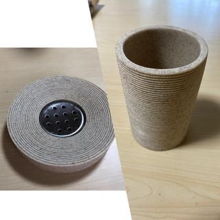 ザラホーム(ZARA HOME)のZARA HOME ソープ置き 歯ブラシ置き(ボディソープ/石鹸)