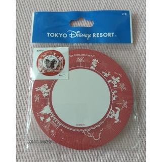 Disney - 東京ディズニーリゾート 新商品 パークフード プレート柄 メモ