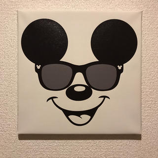 ディズニー(Disney)のミッキー アート(アート/写真)