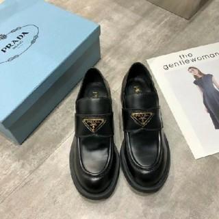プラダ(PRADA)のprada  ローファー  革靴(ローファー/革靴)