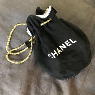 シャネル(CHANEL)のCHANEL プールバッグ(リュック/バックパック)