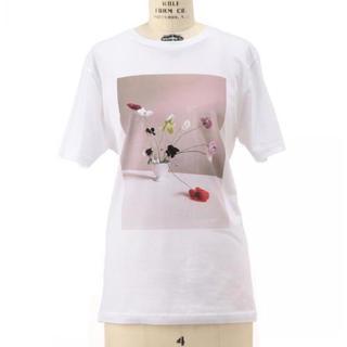 Drawer - Drawer <FJURA>POPPY&PANSY Tシャツ