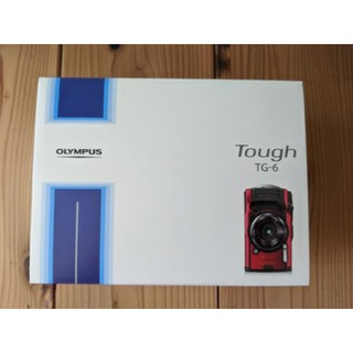 【新品未開封】OLYMPUS Tough TG-6