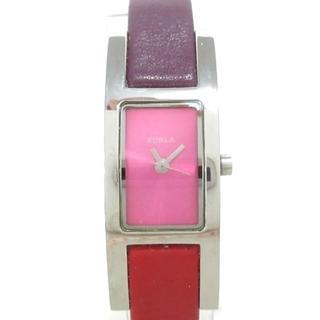 フルラ(Furla)のFURLA(フルラ) 腕時計 - レディース ピンク(腕時計)