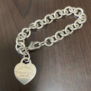 Tiffany & Co. - ティファニー リターントゥティファニー ブレスレット