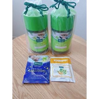 クナイプ(Kneipp)のクナイプ バスソルト 入浴剤 ライムミント 夏期限定品(入浴剤/バスソルト)