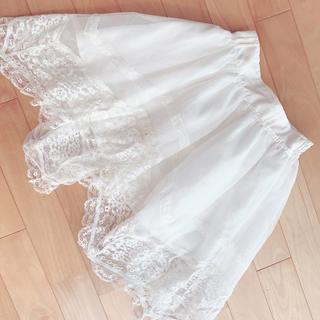 リズリサ(LIZ LISA)のリズリサ   レーススカート(ミニスカート)