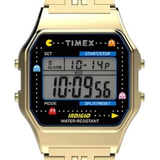 タイメックス(TIMEX)のタイメックス × パックマン コラボウォッチ(腕時計(デジタル))