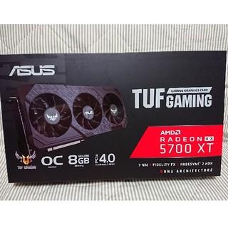 エイスース(ASUS)の[大幅値下げ]ASUS TUF 3-RX5700XT-O8G-GAMING(PCパーツ)