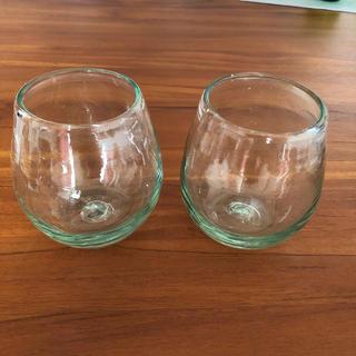 アッシュペーフランス(H.P.FRANCE)の新品未使用 La Soufflerie グラス GOBLET ROND2個セット(グラス/カップ)