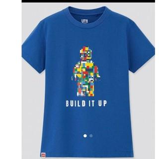 UNIQLO - ユニクロ UNIQLO 子供服 レゴ 半袖 Tシャツ 130