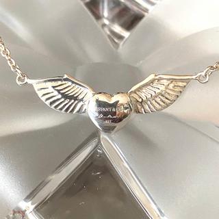 ティファニー(Tiffany & Co.)のティファニー バードモチーフ ネックレス(ネックレス)