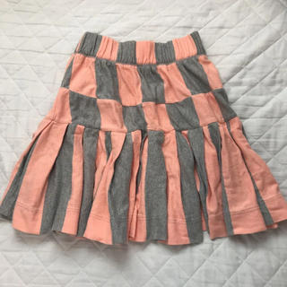 ヴィヴィアンウエストウッド(Vivienne Westwood)の◆キュート◆Vivienne Westwood◆膝丈スカート◆ピンク×グレー◆(ひざ丈スカート)
