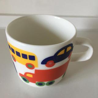 マリメッコ(marimekko)のmarimekko ブーブー マグカップ(グラス/カップ)
