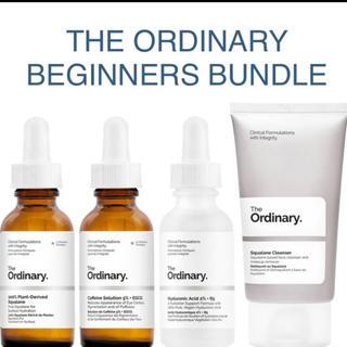 Sephora - The ordinary ビギーナーズバンドル