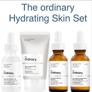 Sephora - Hydrating Skin Set from The Ordinary