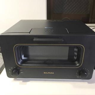 バルミューダ(BALMUDA)の【価格変更しました】BALMUDA バルミューダ トースター 黒 箱付き(調理機器)