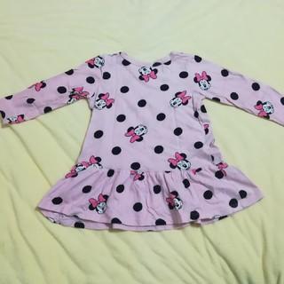 エイチアンドエム(H&M)のH&M★ベビー服 Disneyワンピース(ワンピース)