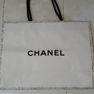 シャネル(CHANEL)のCHANELショップ袋(ショップ袋)