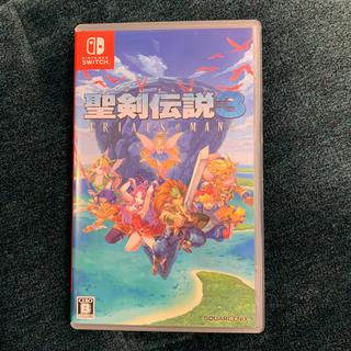 Nintendo Switch - 聖剣伝説3 switch