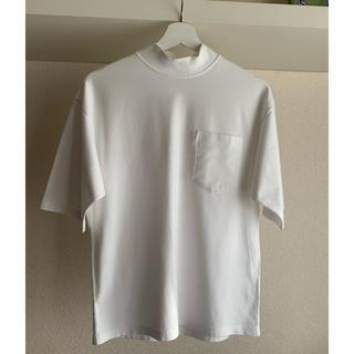 ハイク(HYKE)のHYKE  サイズ2/ モックネックTシャツ(Tシャツ(半袖/袖なし))