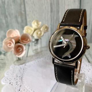 ピエールラニエ(Pierre Lannier)の【希少】Pierre Lannier ピエールラニエ 腕時計 イルカ シルバー(腕時計)