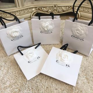 シャネル(CHANEL)のパリ本店限定 カンボン シャネル ショップ袋(ショップ袋)