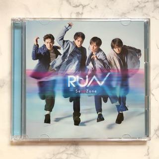 セクシー ゾーン(Sexy Zone)のRUN(初回限定盤B)(ポップス/ロック(邦楽))