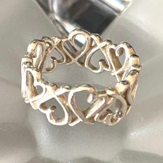 ティファニー(Tiffany & Co.)のティファニー ラヴィングハート リング(リング(指輪))