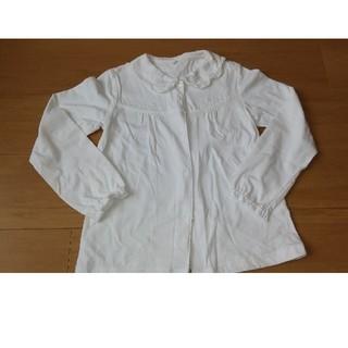 ニシマツヤ(西松屋)のブラウス 女のコ(Tシャツ/カットソー)