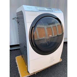 Panasonic - Panasonic ドラム式洗濯乾燥機 温水洗浄  エコナビ 10kg /6kg